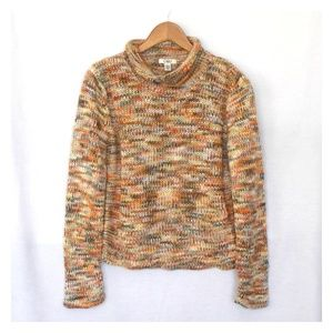 Cato Fall Colorful Long Sleeve Knit Sweater